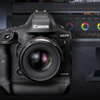 EOS-1D X MARK III                                      La nueva Canon para fotógrafos profesionales