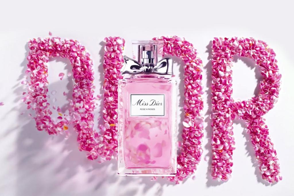 Miss Dior Rose N' Roses:                                                    obsesión por la rosas