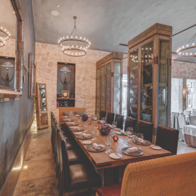 NIZUC Resort & Spa:  exclusivo recorrido de la Cava Dom Pérignon