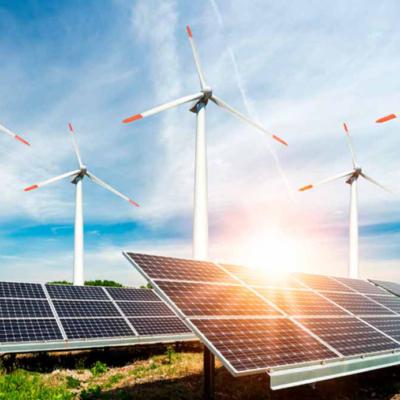 Energías renovables:                                          cómo alimentar al mundo en 2050