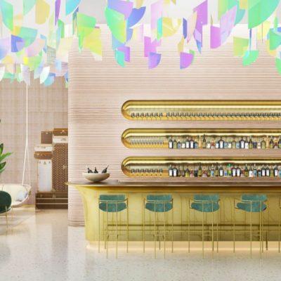 Sugalabo V:                                      el primer restaurante de Louis Vuitton