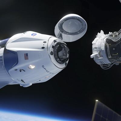 SPACEX:                                                           turismo al espacio