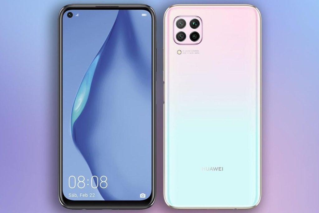 Huawei P40:                                      50 megapixeles como nuevo estándar