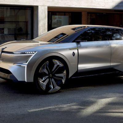 Renault Morphoz: el SUV eléctrico que cambia de tamaño