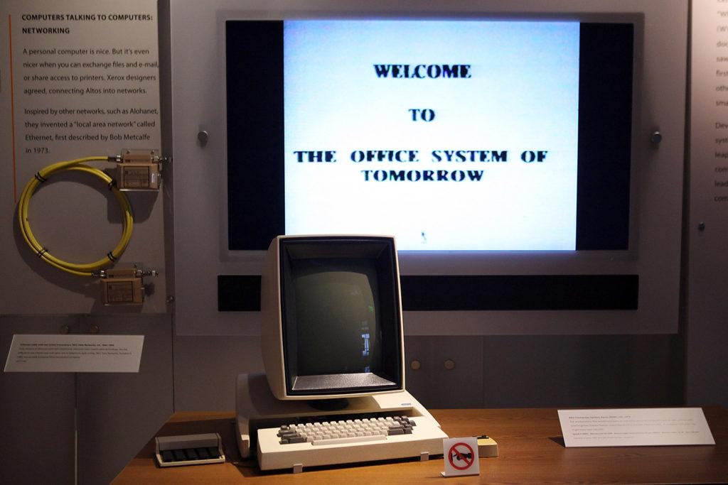 Xerox Alto: El ordenador que inspiró a Steve Jobs y Bill Gates