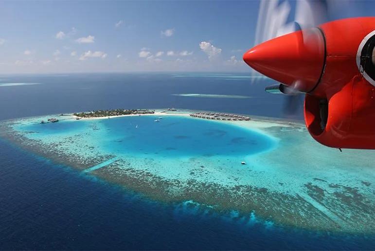 LIME, un ultra lujoso spa bajo el mar en Maldivas