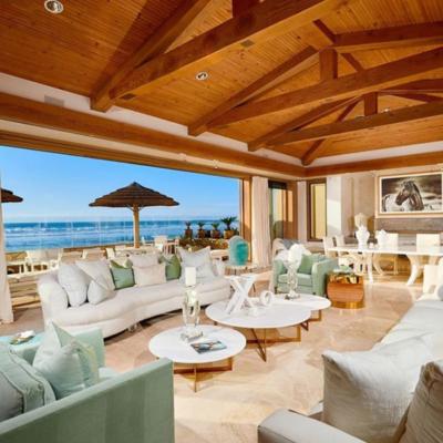 La ultra lujosa casa frente al mar de Bill Gates