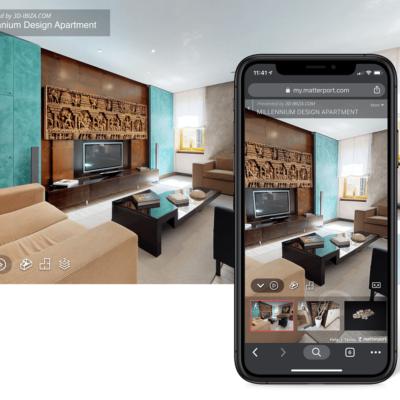Tours virtuales de inmuebles:                                                                     herramientas para vender tus propiedades