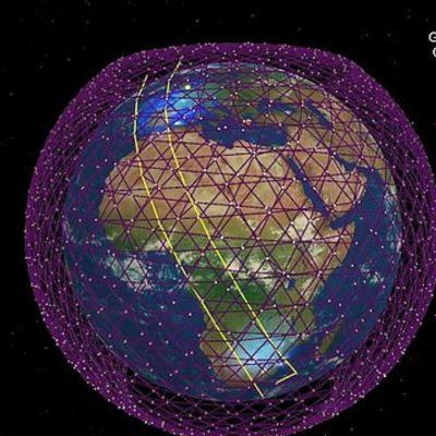 Starlink:                                             el internet satelital de Elon Musk