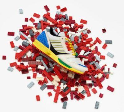 Adidas y LEGO anuncian la llegada a México de novedosos sneakers