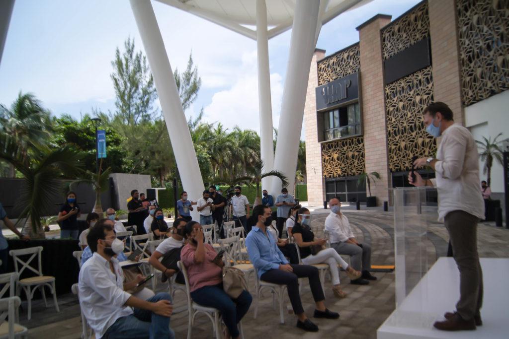 La Isla Entertainment Cancún recibe reconocimiento de accesibilidad nivel Plata