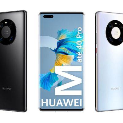 Conoce todo sobre el nuevo Huawei Mate 40 Pro