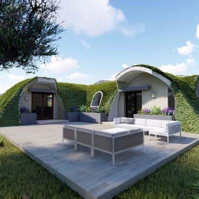 Domos modulares, una propuesta de vivienda asequible y sustentable