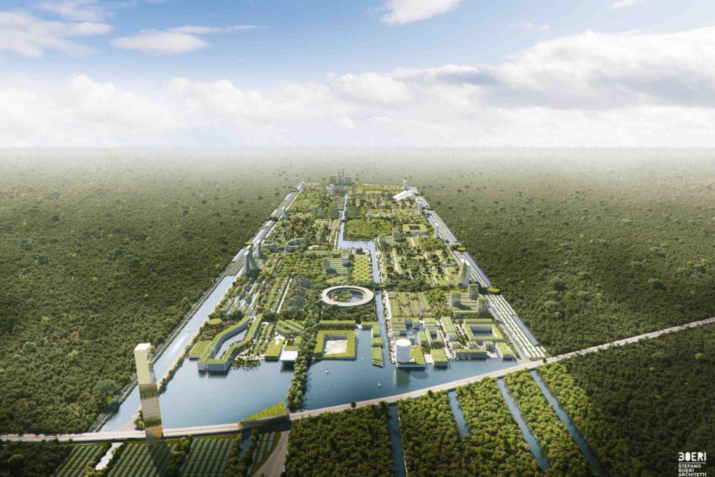 Smart Forest City, la primera ciudad inteligente en Cancún