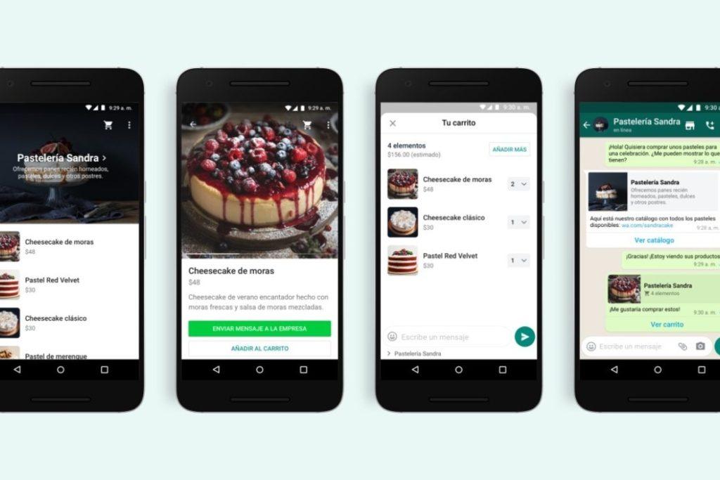 Whatsapp Carrito,la nueva opción de mobile shopping