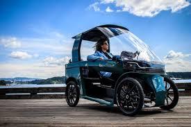 CITYQ: un vehículo eléctrco con alma de bicicleta