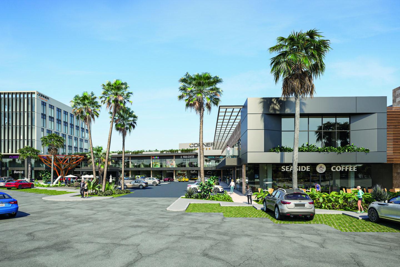 Corner Center, el  primer desarrollo mixto en Avenida Huayacán