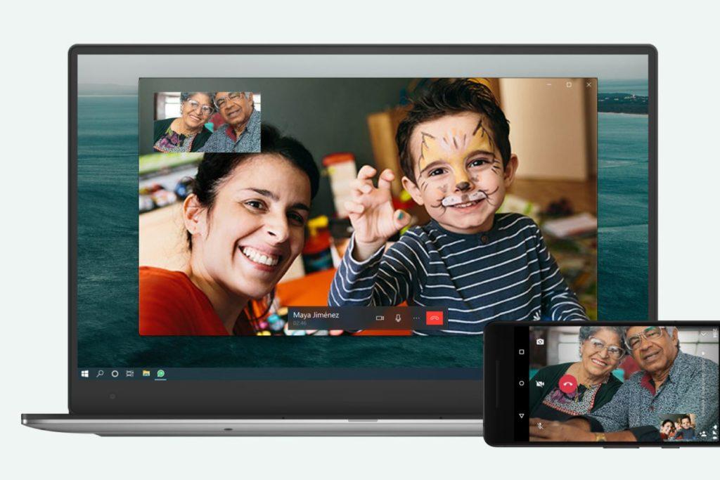 WhatsApp por fin ofrecerá videollamadas en su app de Desktop