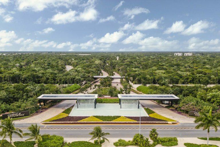Ciudad Mayakoba, comunidad planeada, integrada y sustentable