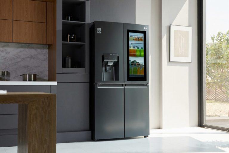 LG Instaview Door-In-Door: tecnología extraordinaria