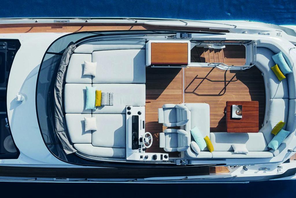 Azimut Yachts: diseño, confort y elegancia