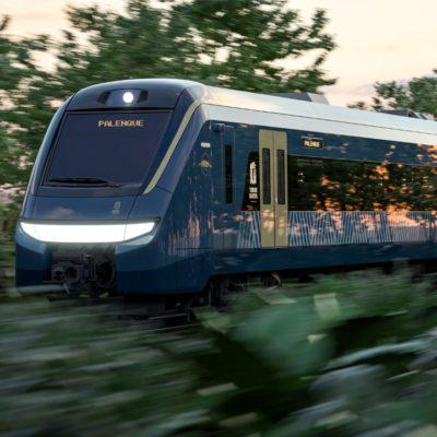 Fonatur presenta proyecto ganador de fabricación de tren