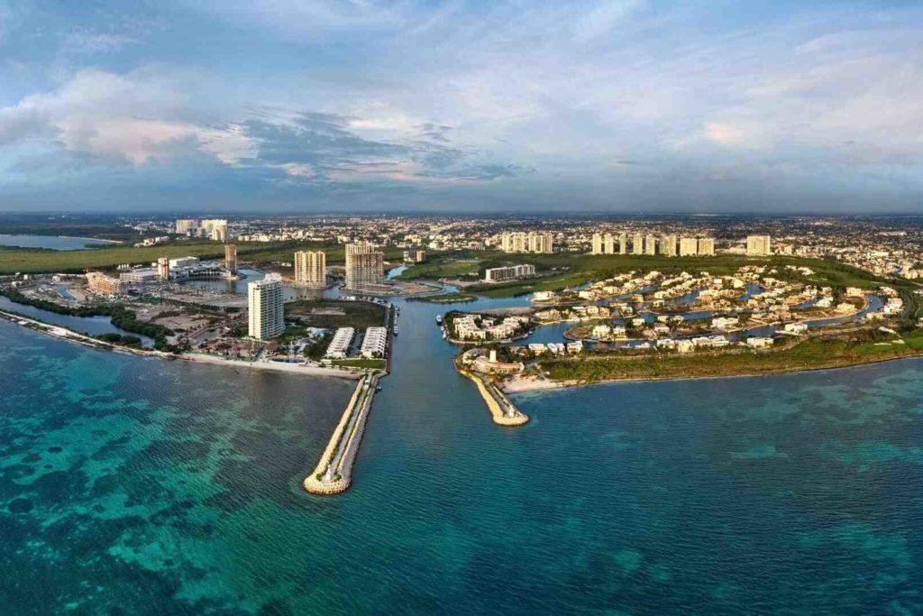 Cancún con un crecimiento del 283% en inversión extranjera directa