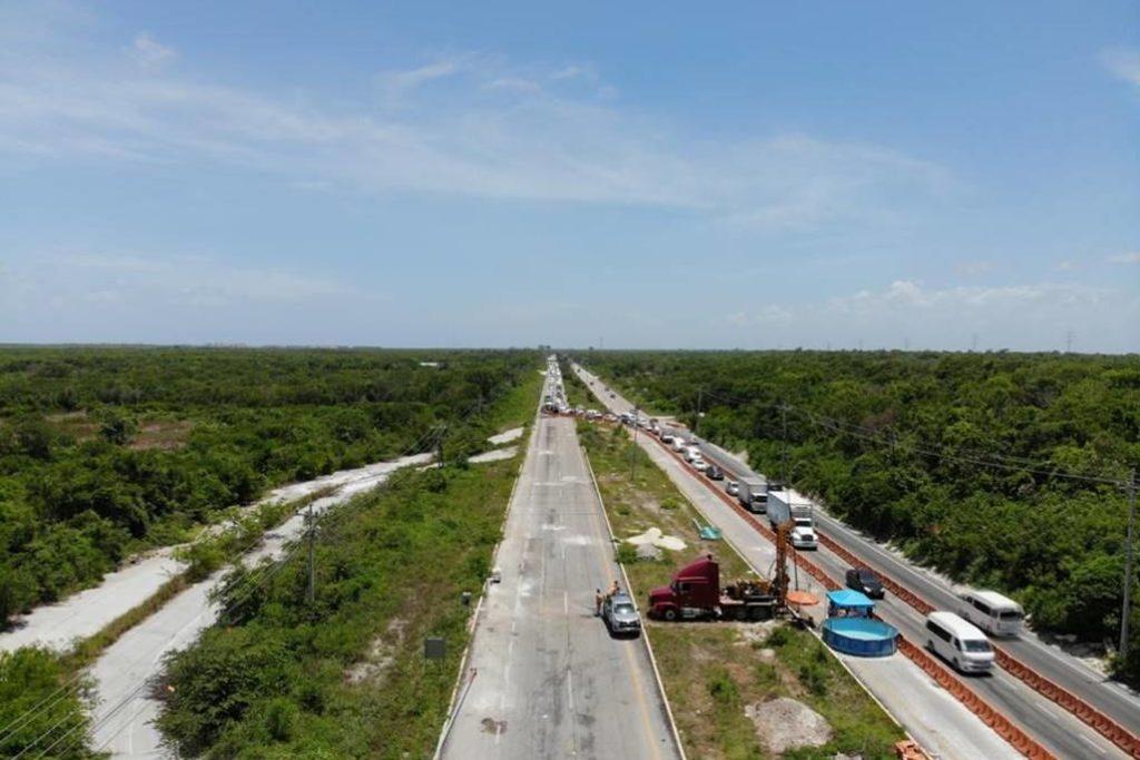 Fonatur responde a hotelería del Caribe Mexicano vialidad alterna en 45 días