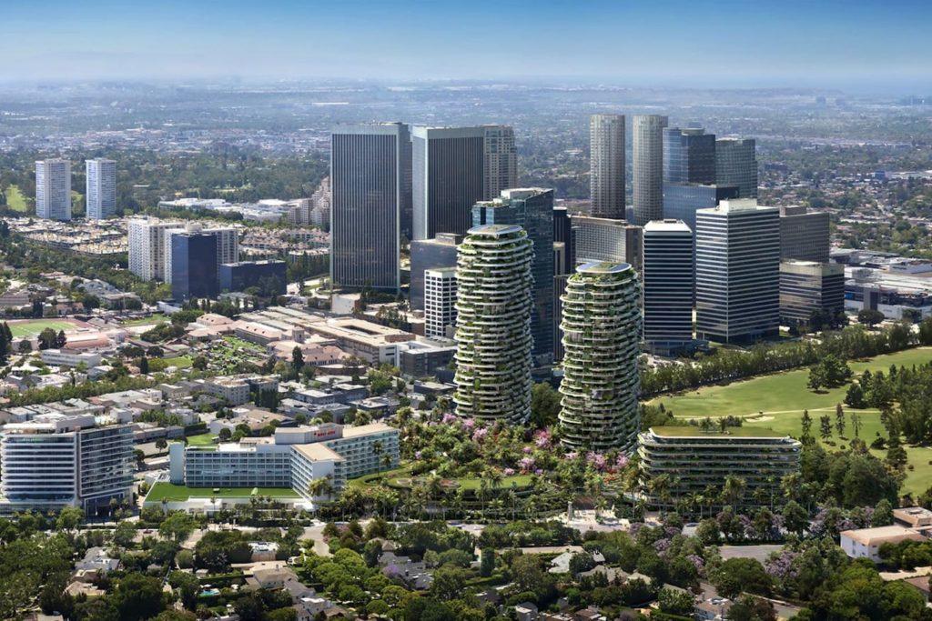 One Beverly Hills, el complejo urbano más grande de USA