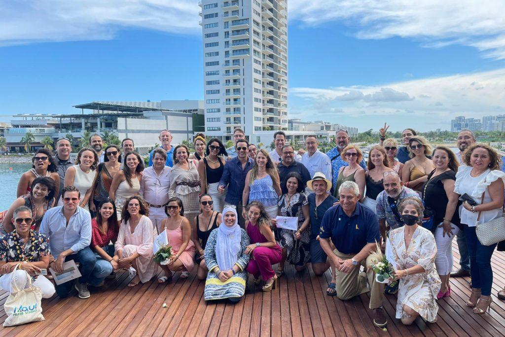Brokers de USA visitan desarrollos premium de Riviera Maya