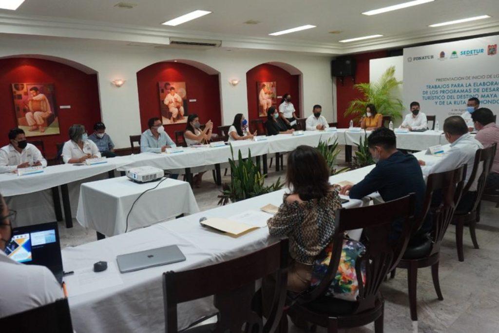 FONATUR inicia trabajos para programas de desarrollo turístico de Quintana Roo