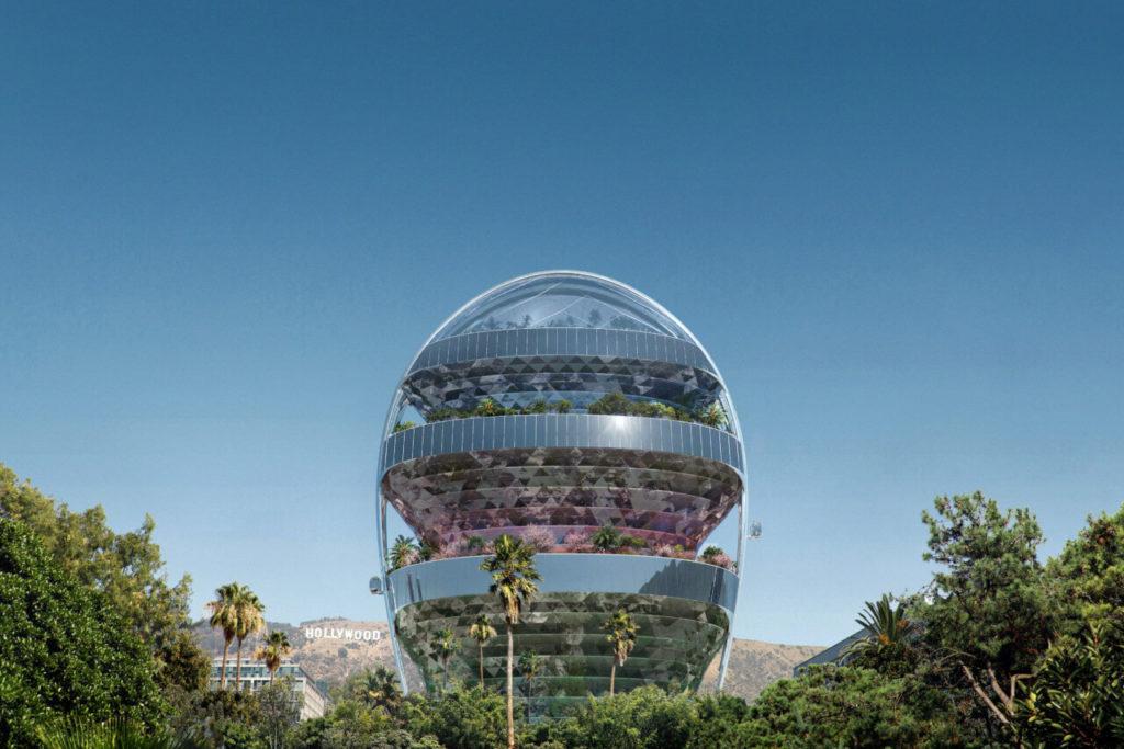 Star, el nuevo edificio de oficinas del estudio de arquitectura MAD Architects