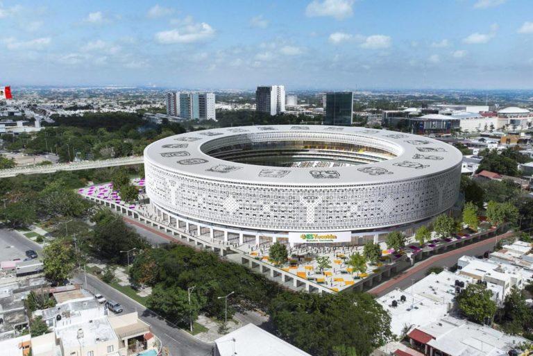 Mérida sera la sede de un estadio sostenible