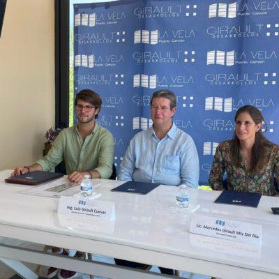 Inicia construcción de nuevo desarrollo en Puerto Cancún