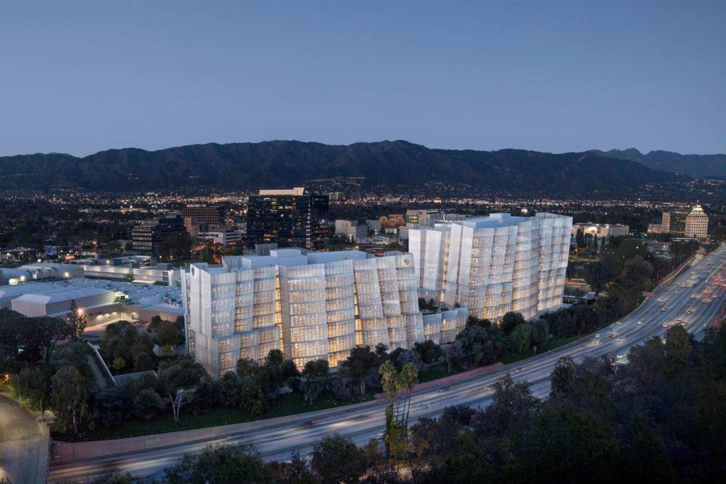 Nueva sede de Warner Bros